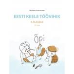 Eesti keele töövihik 4. klassile. II osa