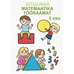 Jutulinna matemaatika tööraamat 1. klassile II osa