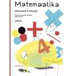 Matemaatika tööraamat 4. klassile. I osa. Sügis