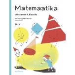 Matemaatika tööraamat 4. klassile. II osa. Talv