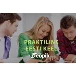 Praktiline eesti keel (e-õpiku 3-aastane kasutuslitsents)
