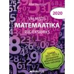 Valmistu matemaatika riigieksamiks 2020